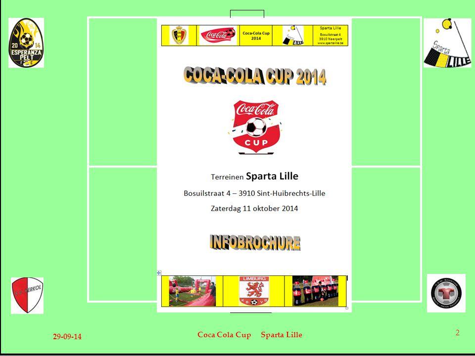 29-09-14 Coca Cola Cup Sparta Lille