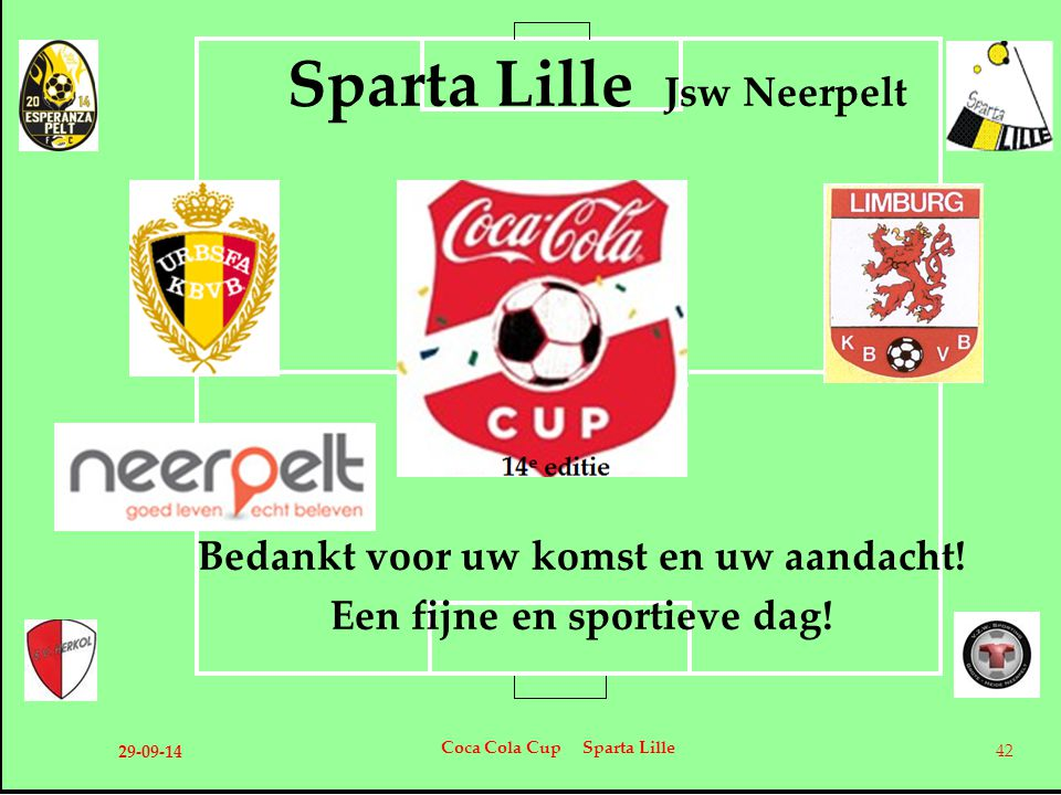 Sparta Lille Jsw Neerpelt