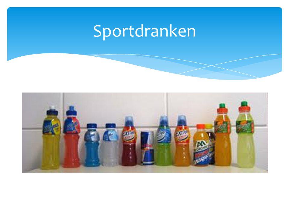 Sportdranken