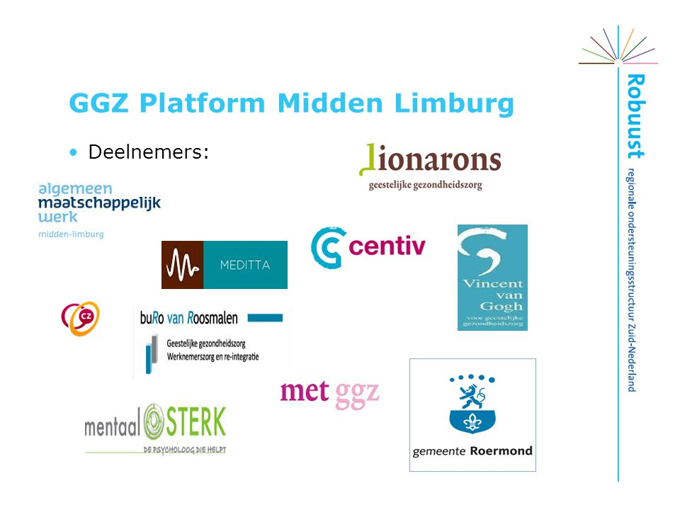 GGZ Platform Midden Limburg