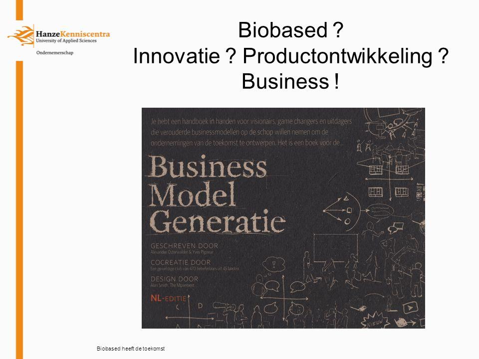 Ecostyle Biobased heeft de toekomst
