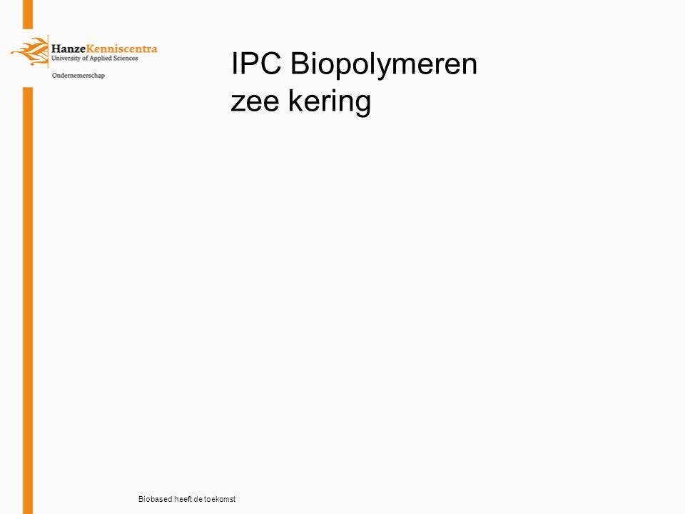 IPC Biopolymeren Energie container Biobased heeft de toekomst