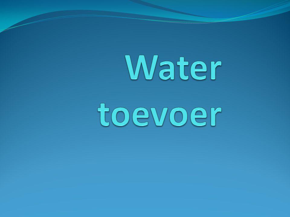 Water toevoer