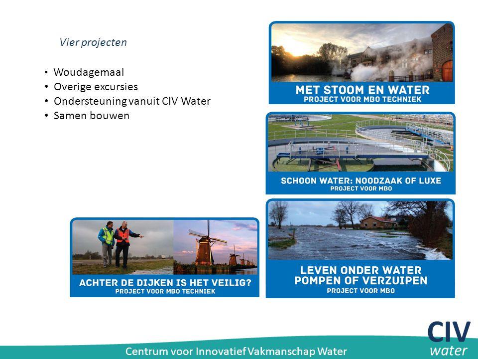CIV water Vier projecten Overige excursies