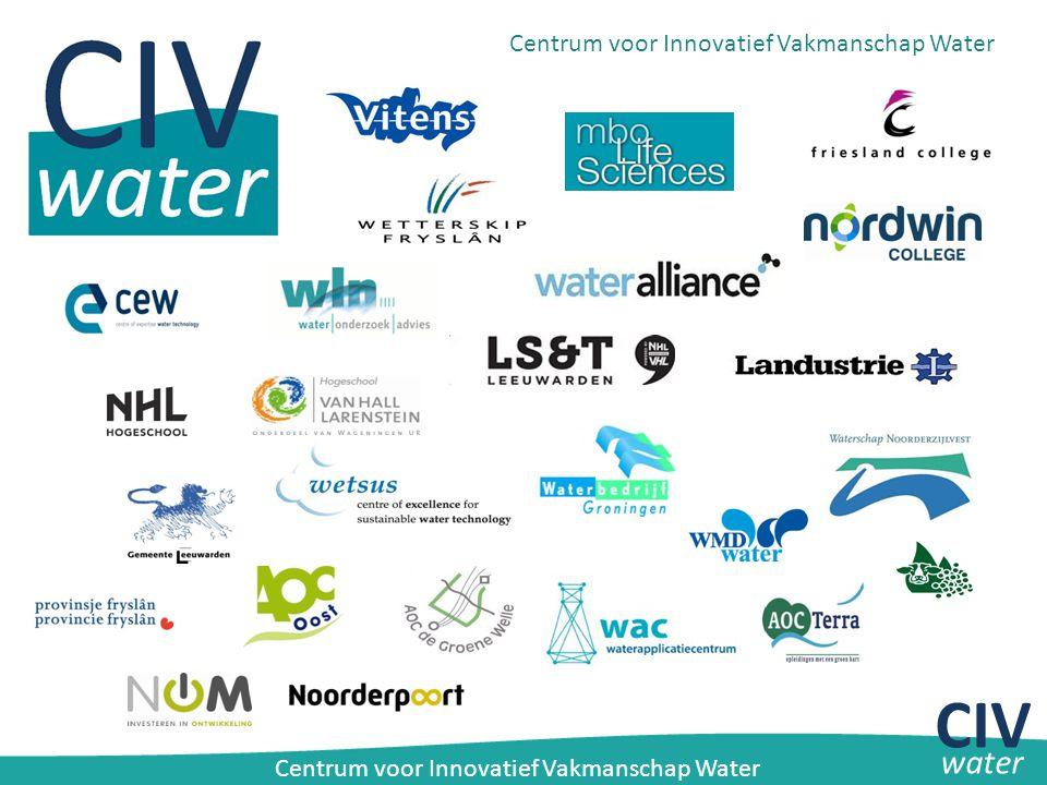CIV water Centrum voor Innovatief Vakmanschap Water