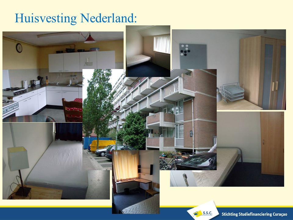 Huisvesting Nederland: