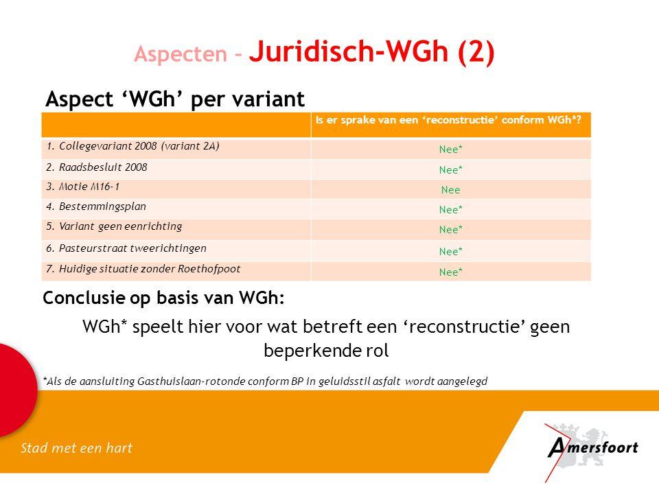 Aspecten – Juridisch-WGh (2)