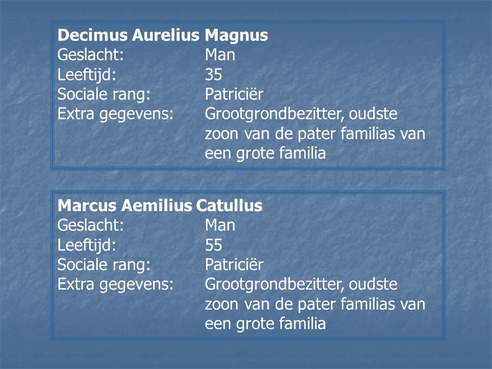 Decimus Aurelius Magnus