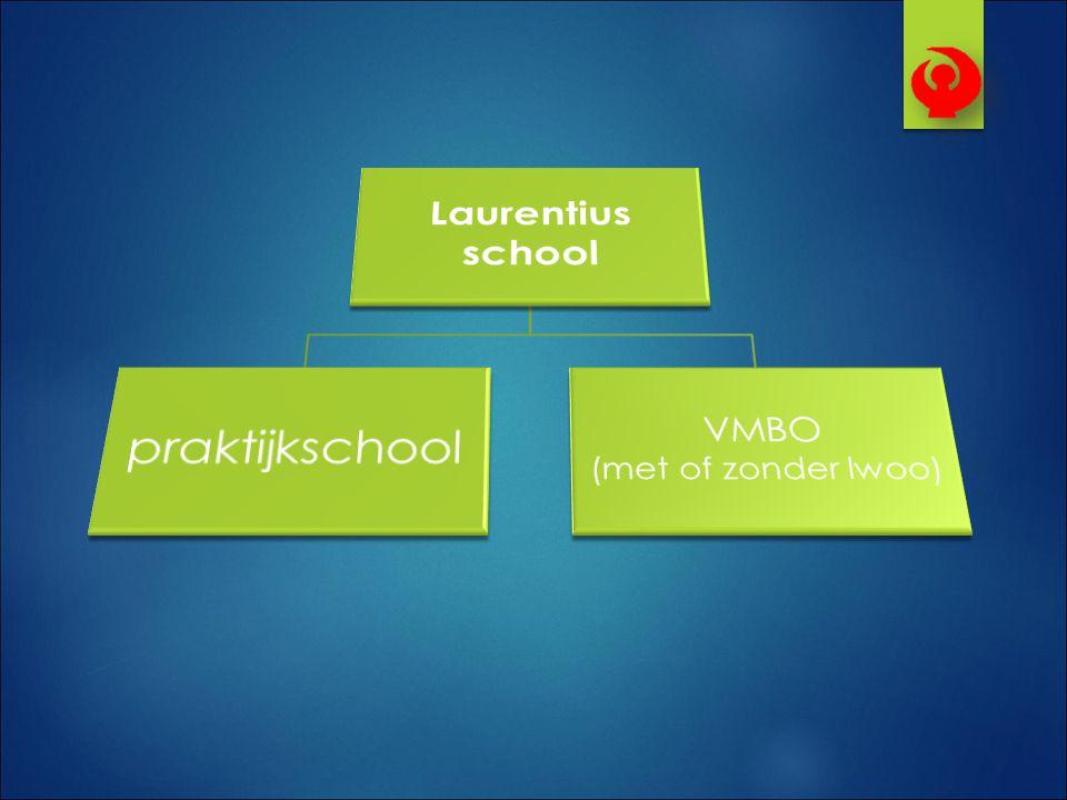 Laurentius school praktijkschool VMBO (met of zonder lwoo)