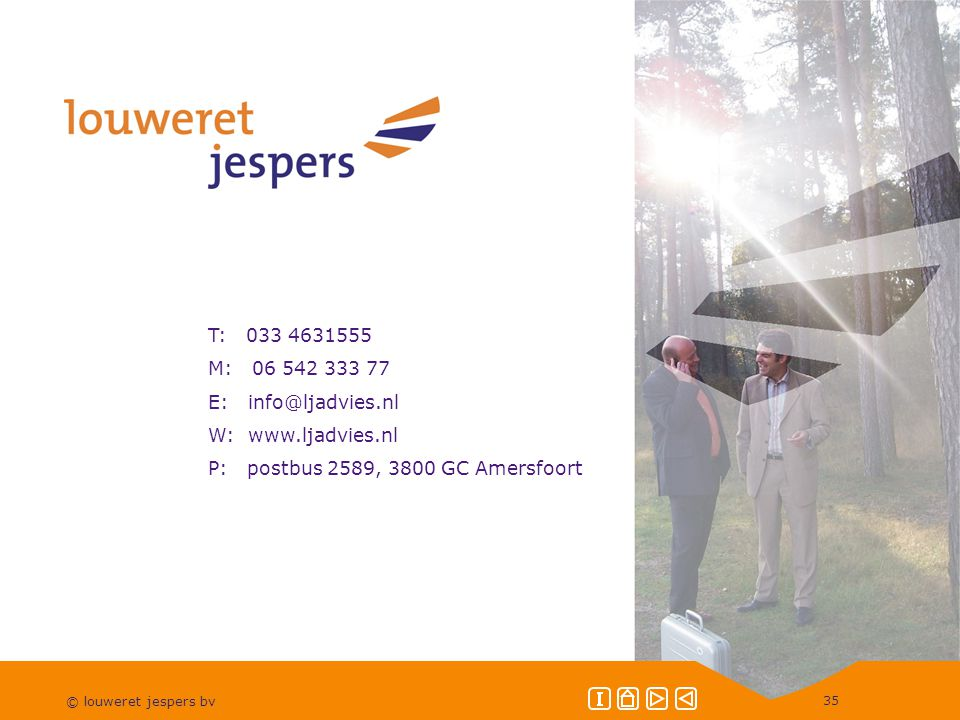 P: postbus 2589, 3800 GC Amersfoort
