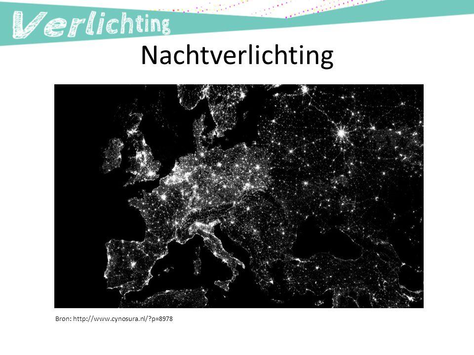 Nachtverlichting Wat valt je op aan Nederland