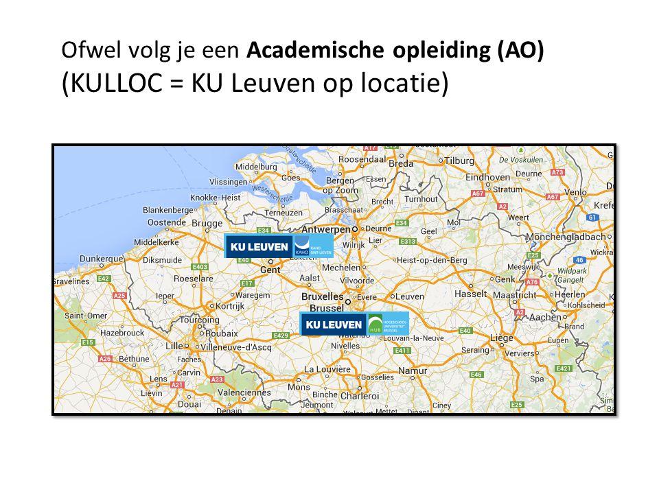 (KULLOC = KU Leuven op locatie)