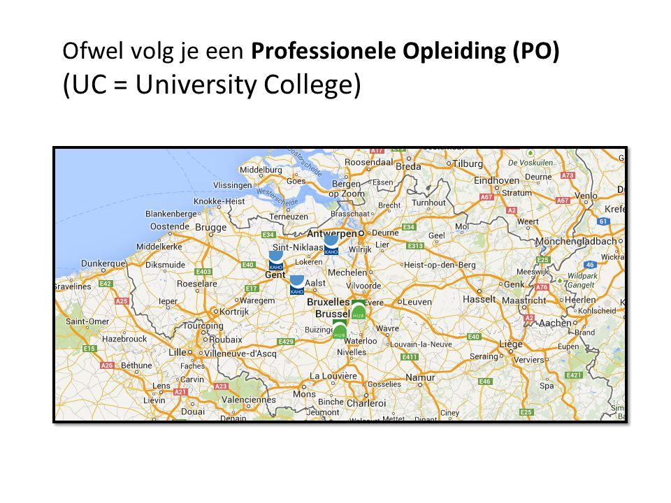 (UC = University College)