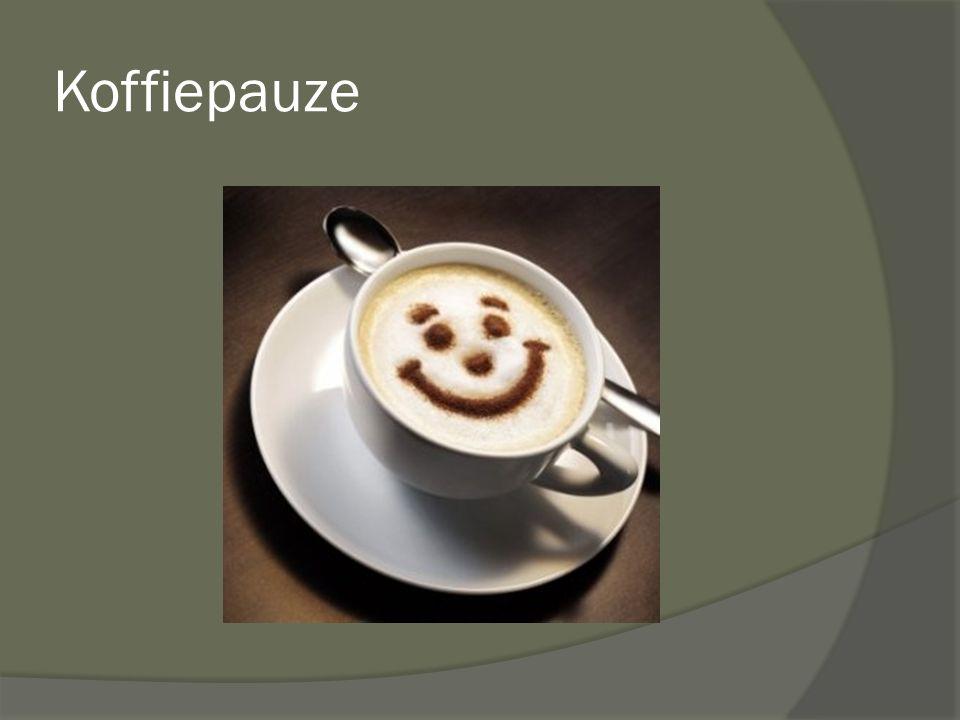 Koffiepauze Dan gaan we daarna door met het stuk over zorg op maat door Leo Marinussen en aan de hand van de zorgplannen.