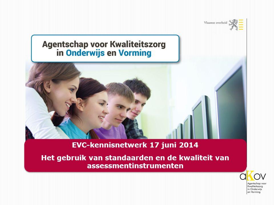 EVC-kennisnetwerk 17 juni 2014