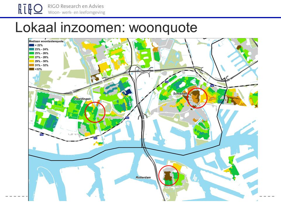 Lokaal inzoomen: woonquote