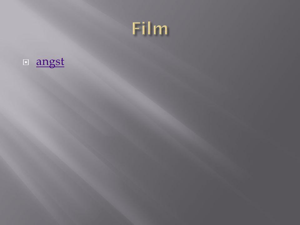 Film angst