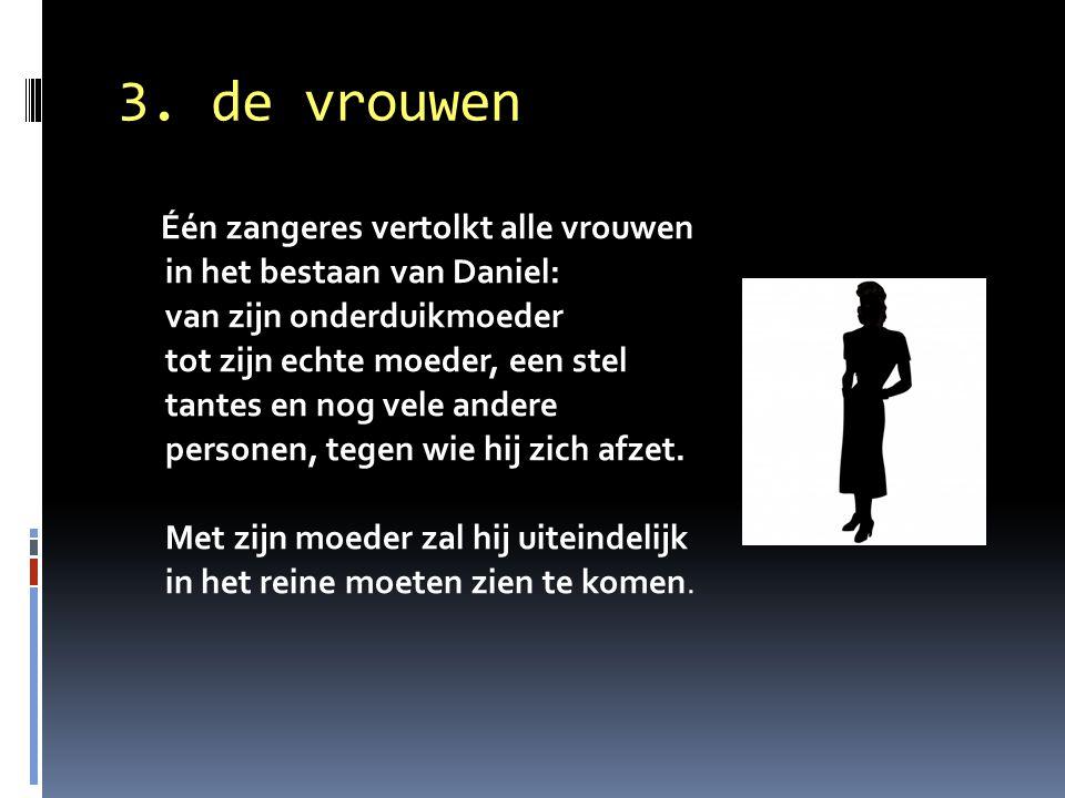 3. de vrouwen
