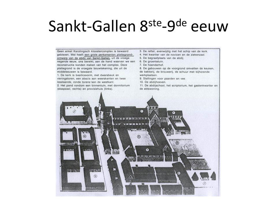 Sankt-Gallen 8ste-9de eeuw