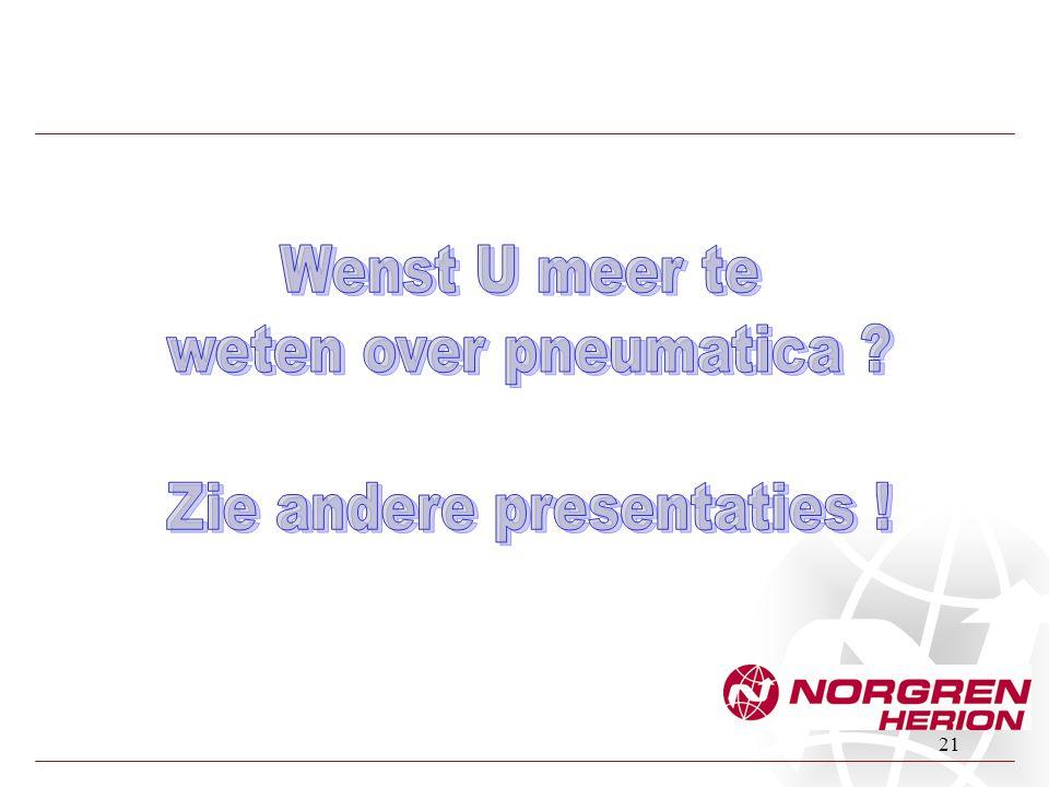 Zie andere presentaties !