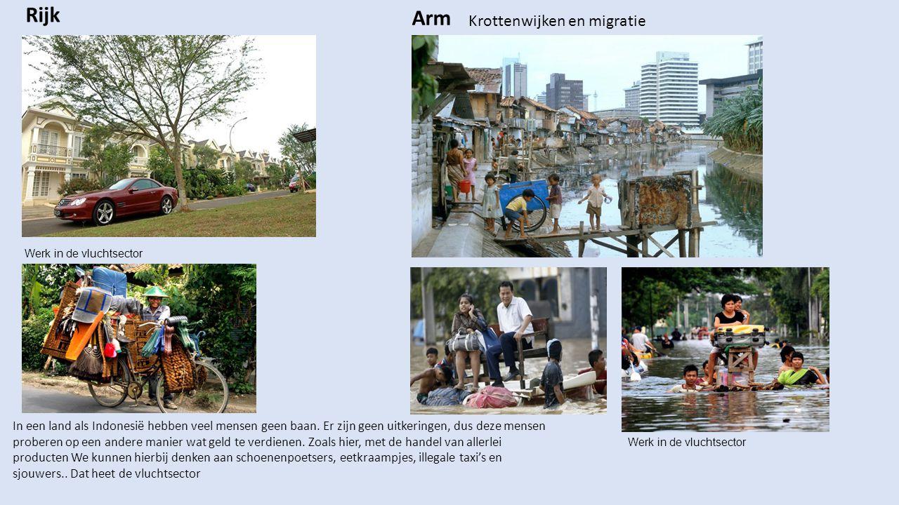 Arm Krottenwijken en migratie