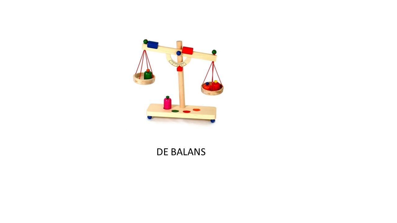 DE BALANS