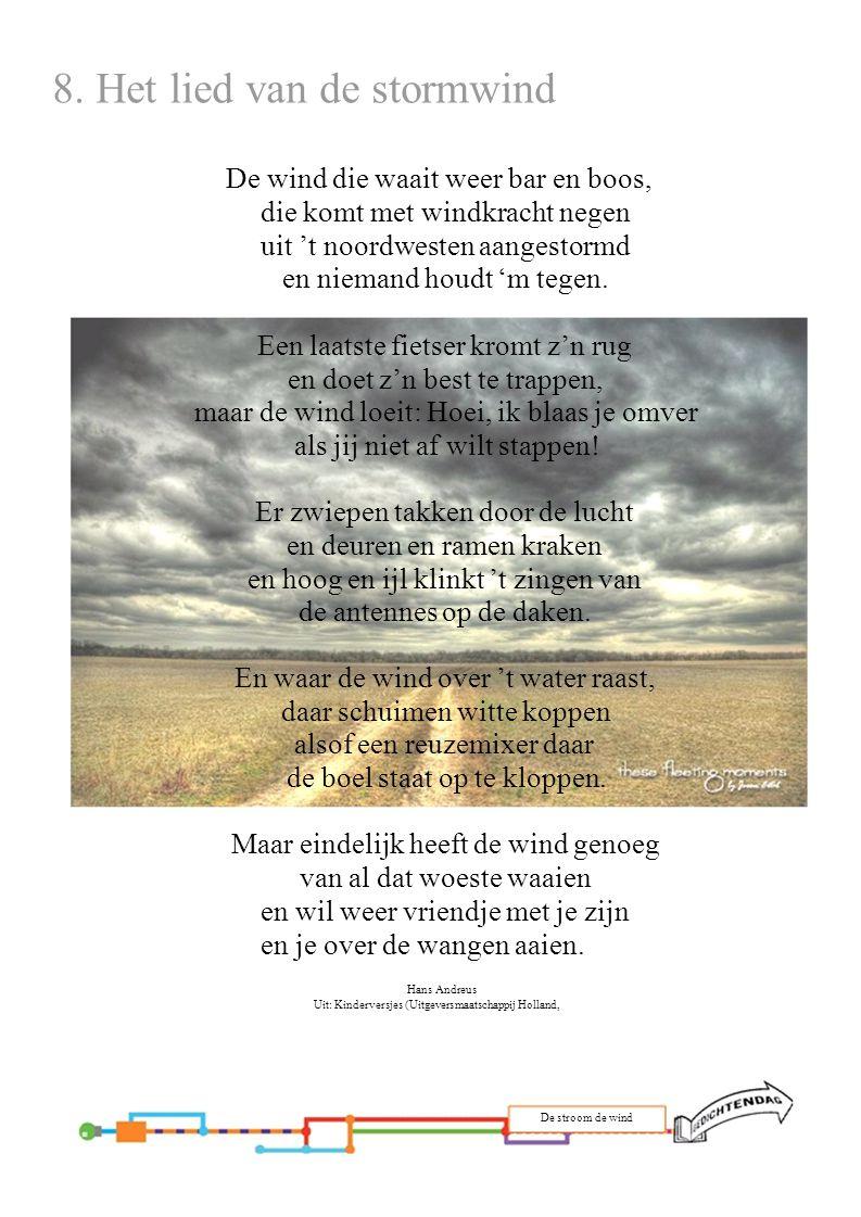 8. Het lied van de stormwind