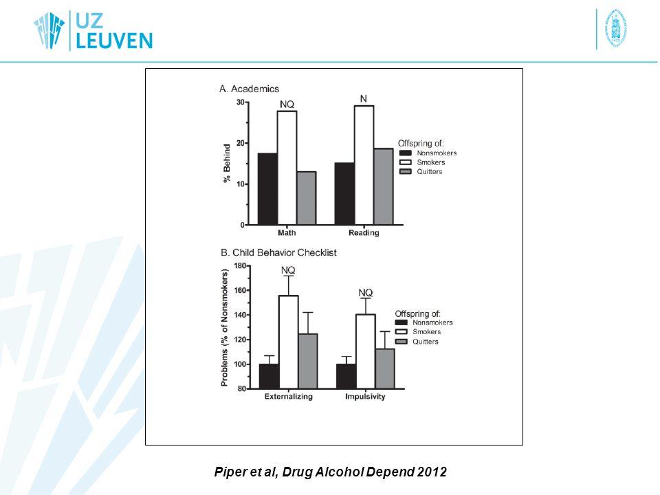 Piper et al, Drug Alcohol Depend 2012