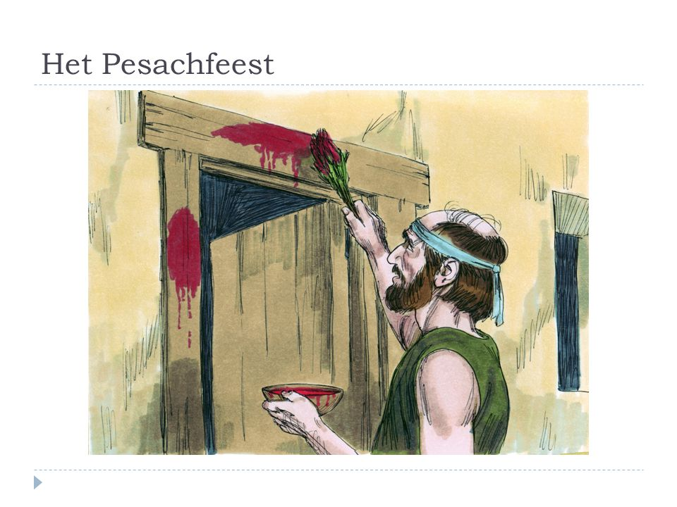Het Pesachfeest