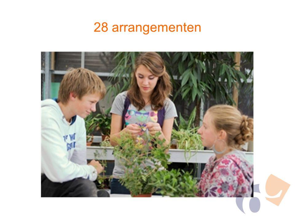 28 arrangementen