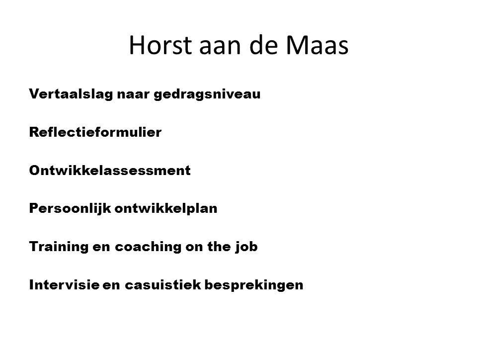 Horst aan de Maas