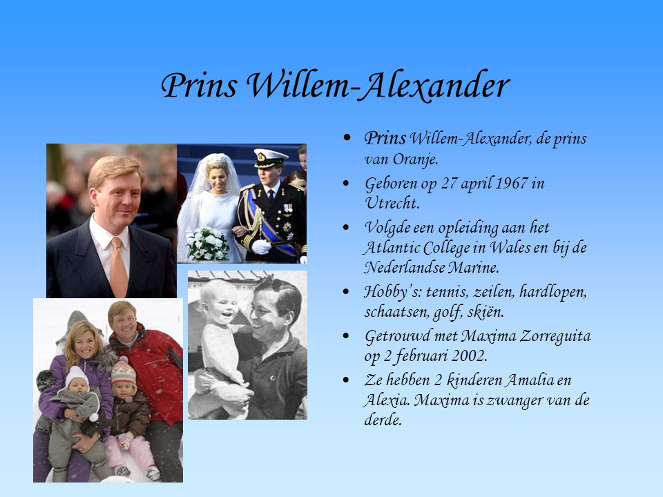Prins Willem-Alexander