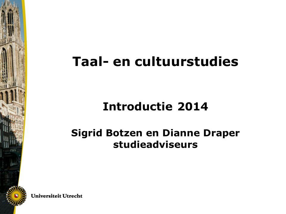 Taal- en cultuurstudies