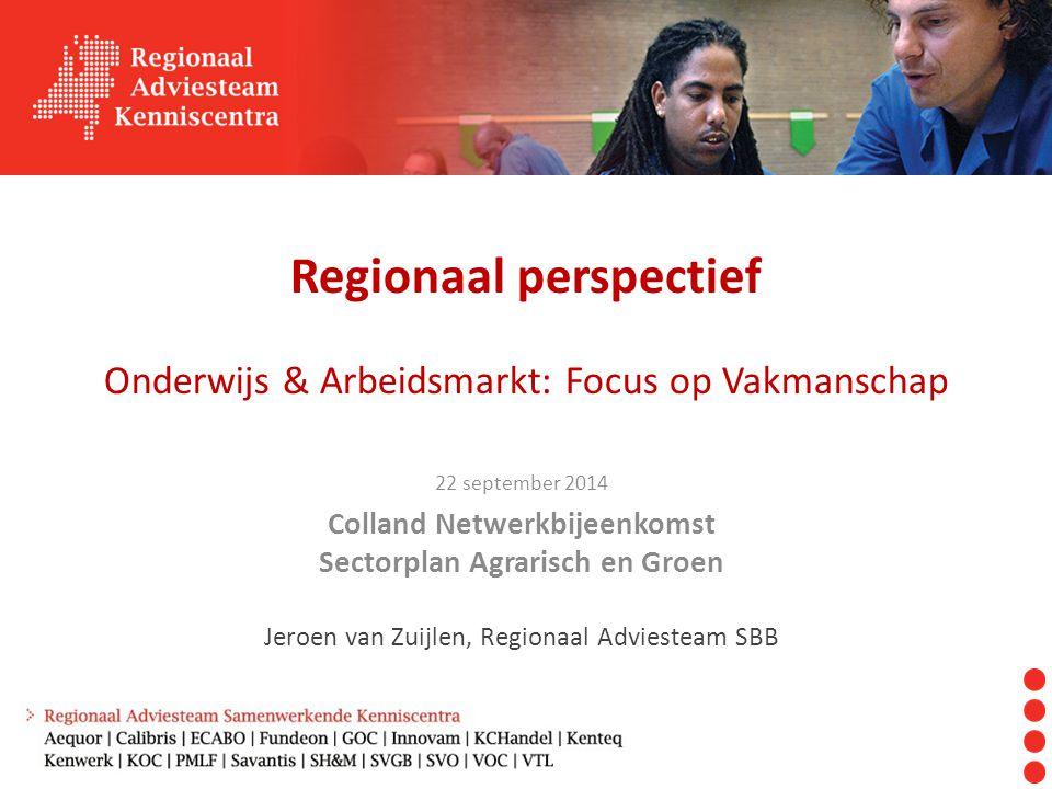Regionaal perspectief