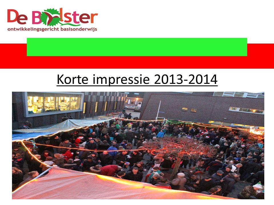 Korte impressie 2013-2014 01-09-2014