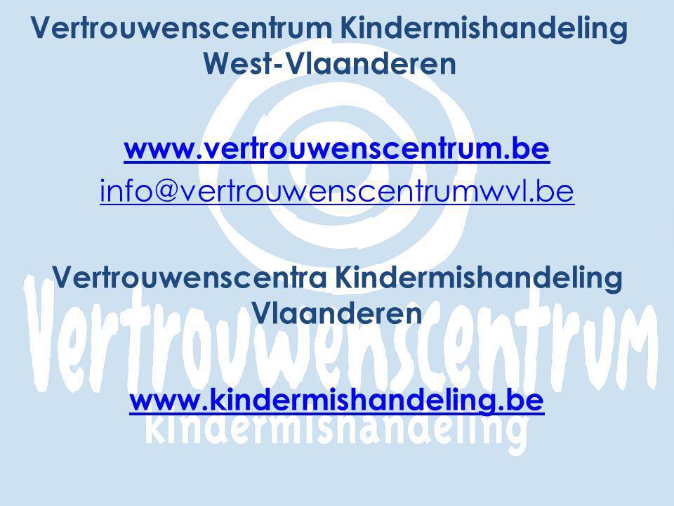 Vertrouwenscentrum Kindermishandeling West-Vlaanderen
