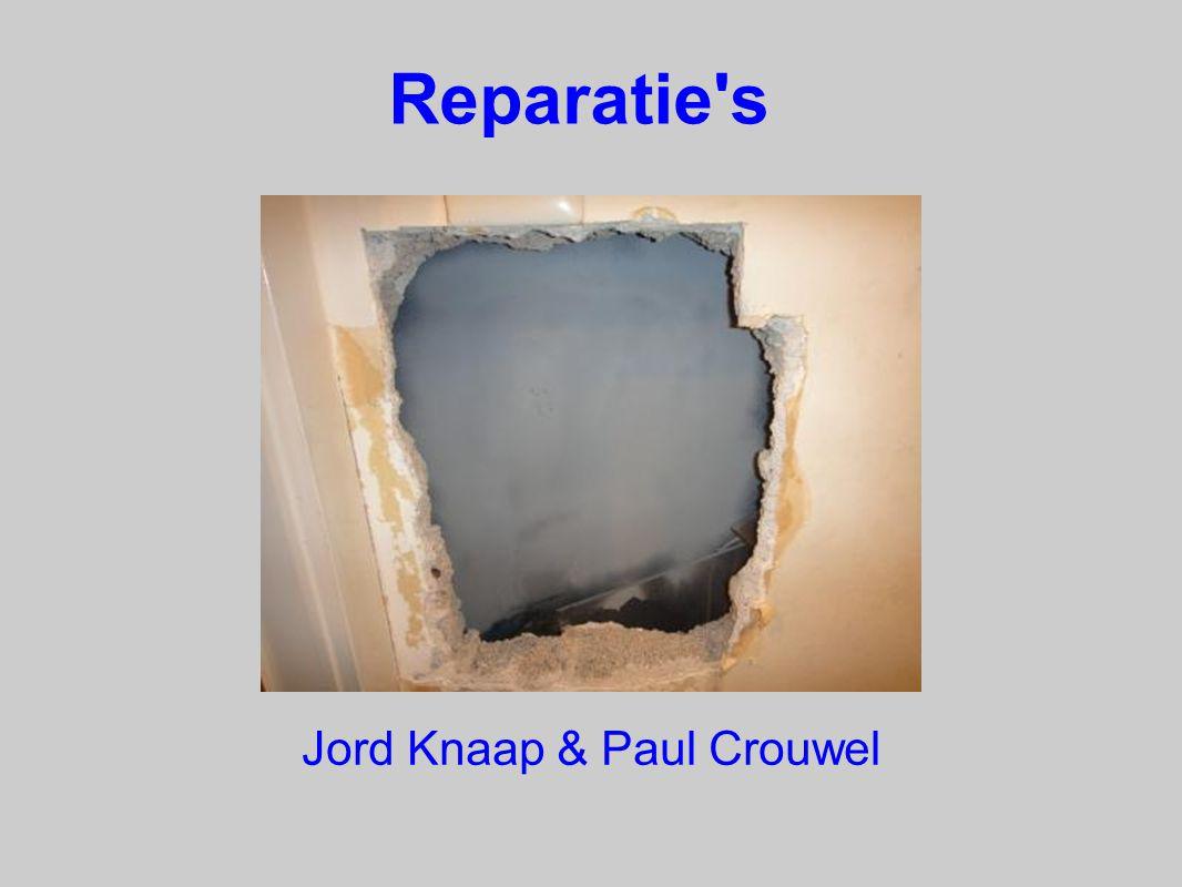Jord Knaap & Paul Crouwel