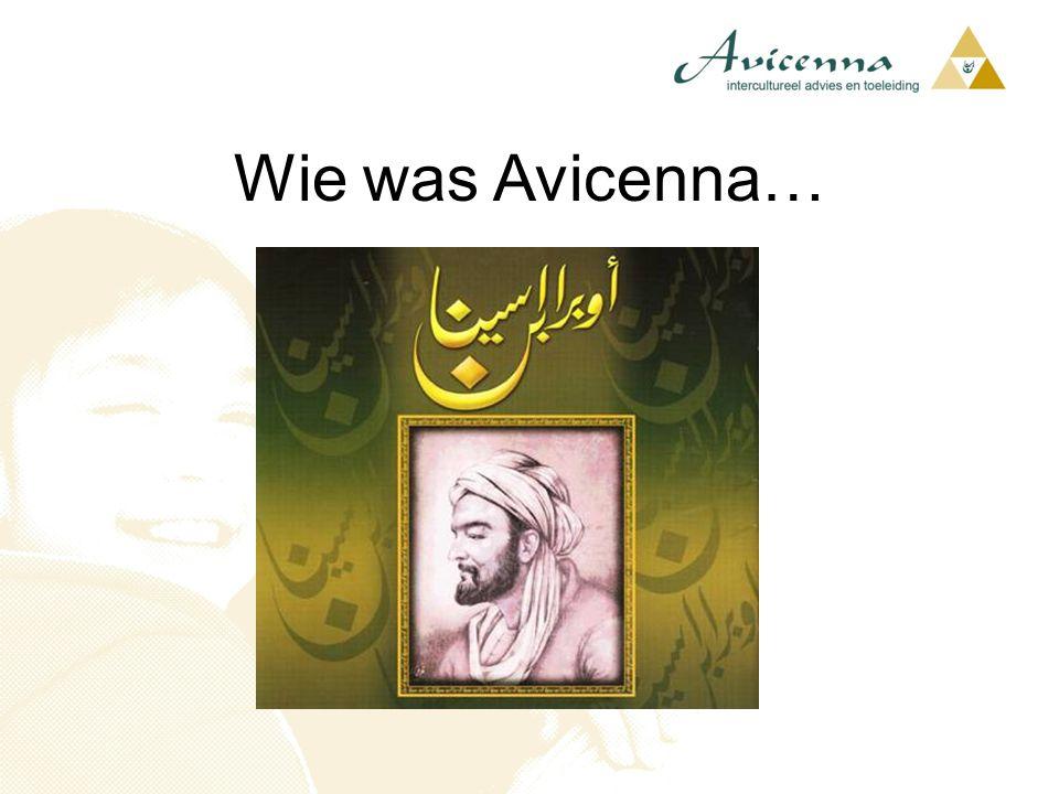 Wie was Avicenna…