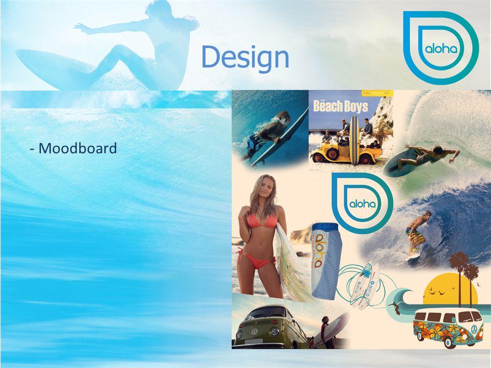 Design - Moodboard
