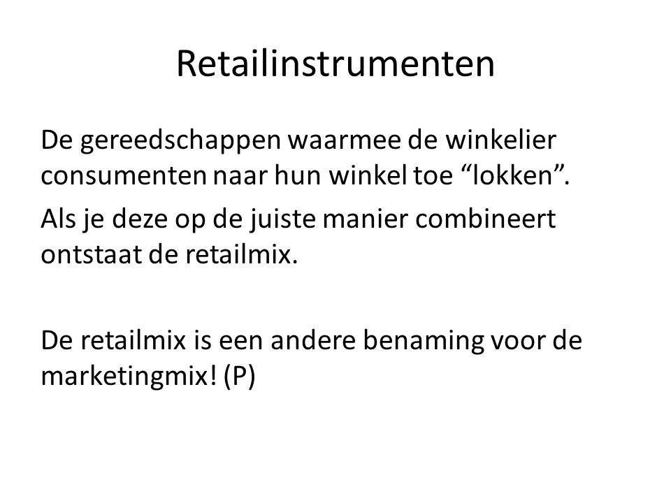 Retailinstrumenten