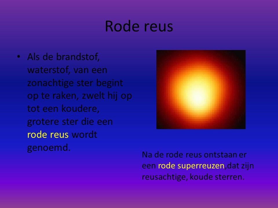 Rode reus