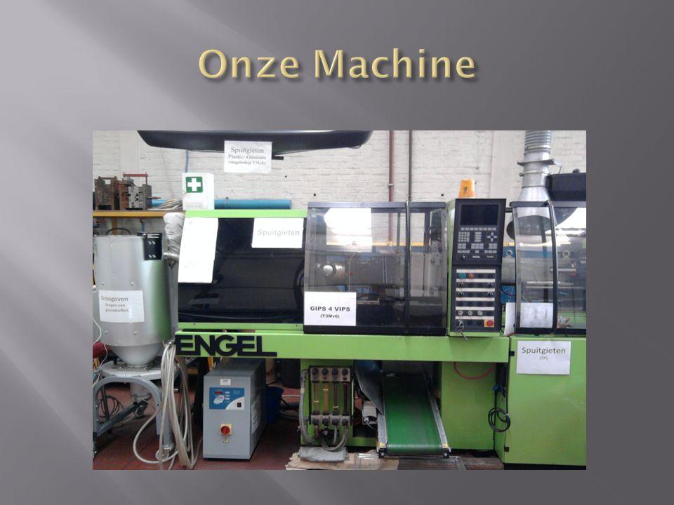 Onze Machine
