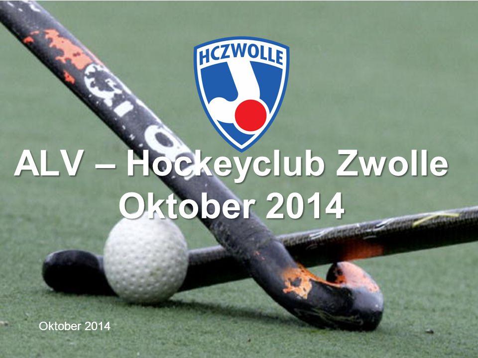 ALV – Hockeyclub Zwolle