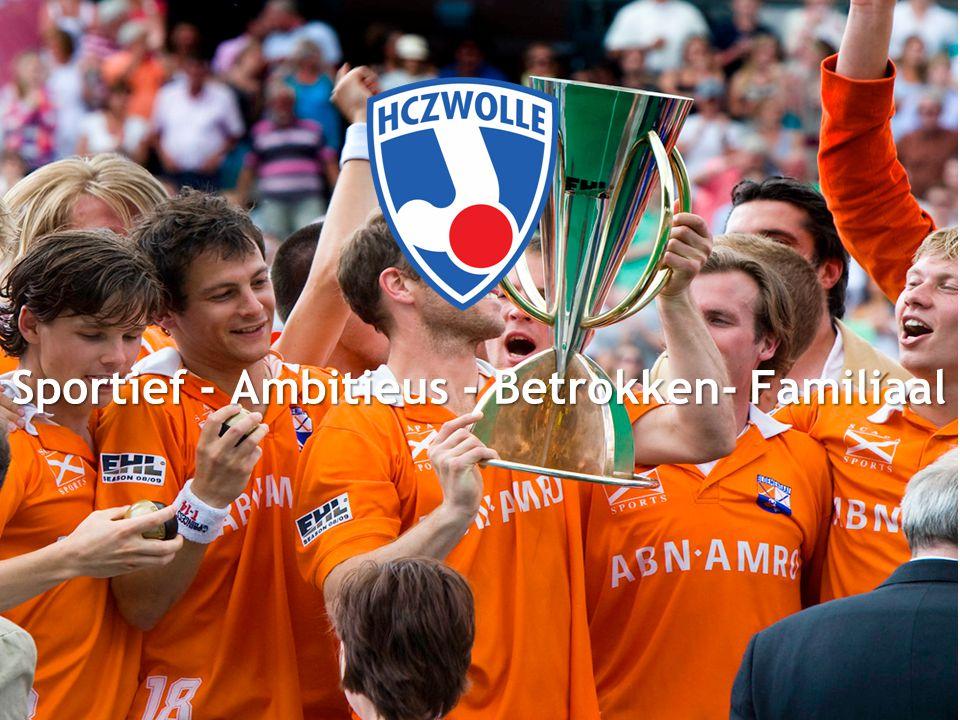 Sportief - Ambitieus - Betrokken- Familiaal