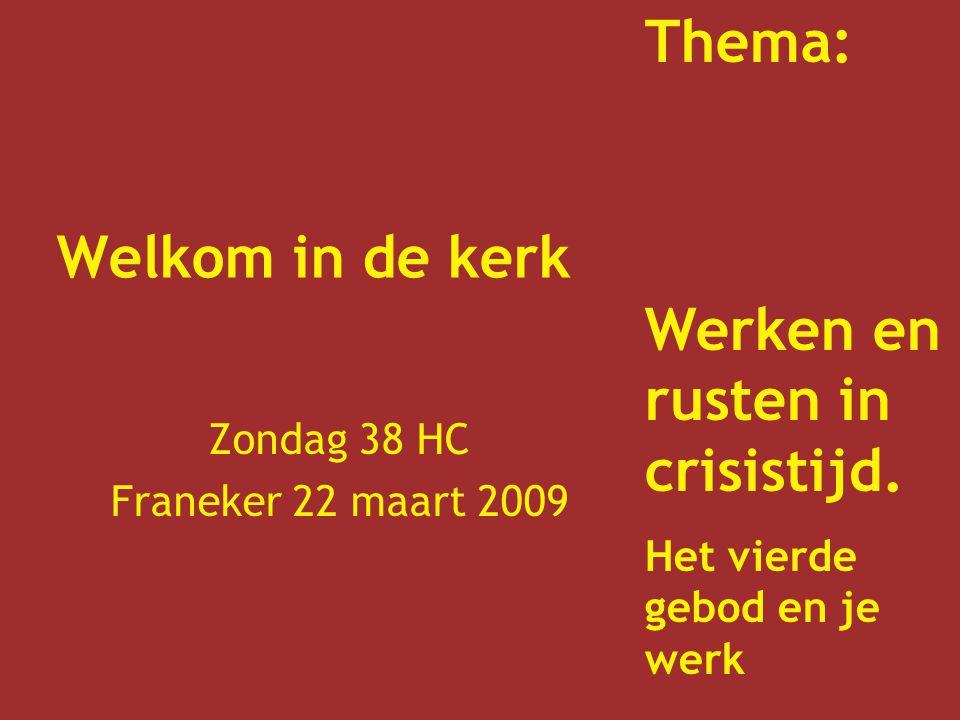 Zondag 38 HC Franeker 22 maart 2009