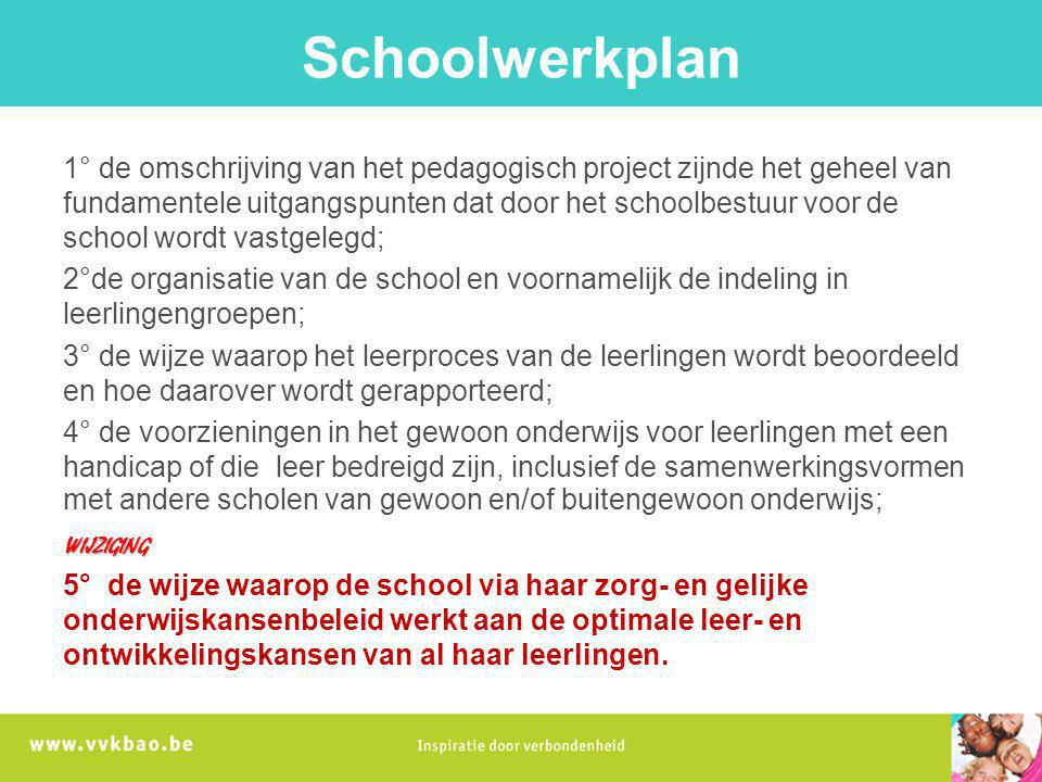 Schoolwerkplan