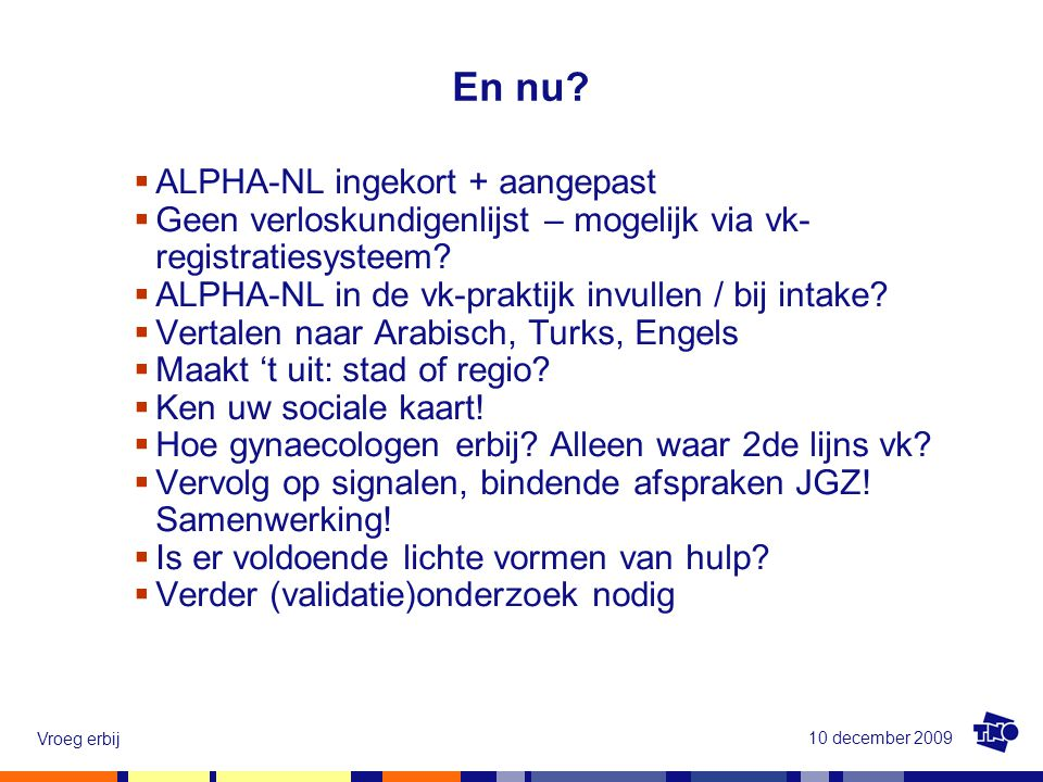 En nu ALPHA-NL ingekort + aangepast