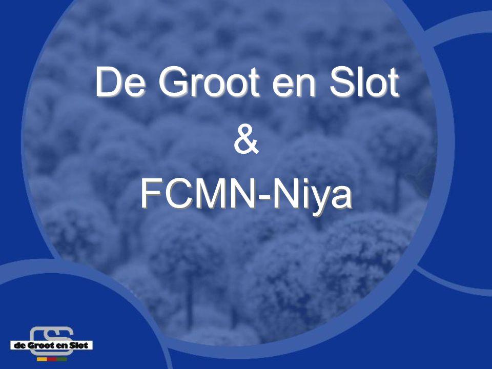 De Groot en Slot & FCMN-Niya