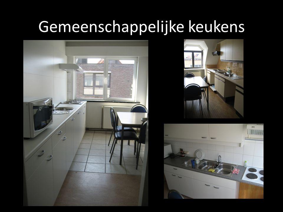 Gemeenschappelijke keukens