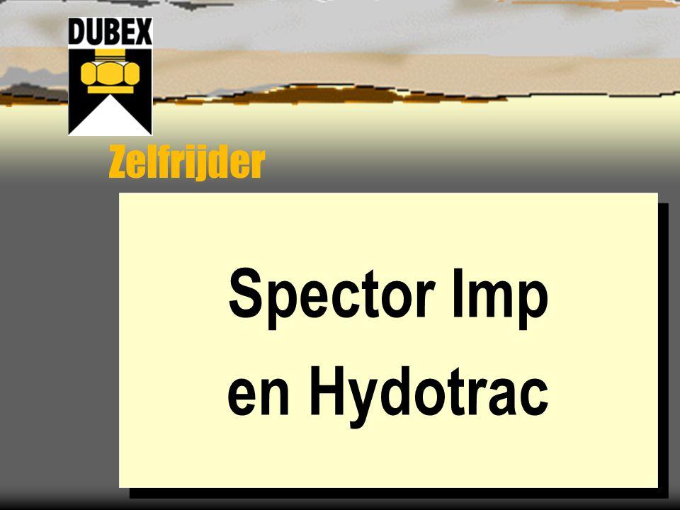 Spector Imp en Hydotrac
